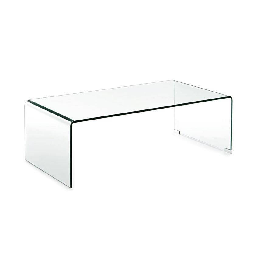 Bijzettafel Cristal | Glas