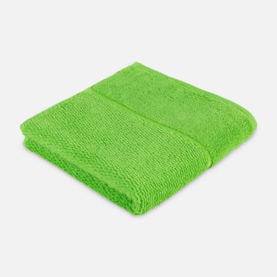 Handtuch mit Perlenstruktur 6-teiliges Set | Limone