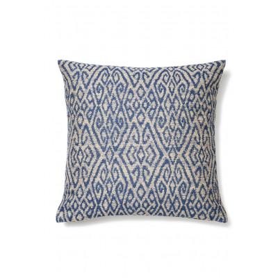 Kissen 50 x 50 cm | Blau & Beige