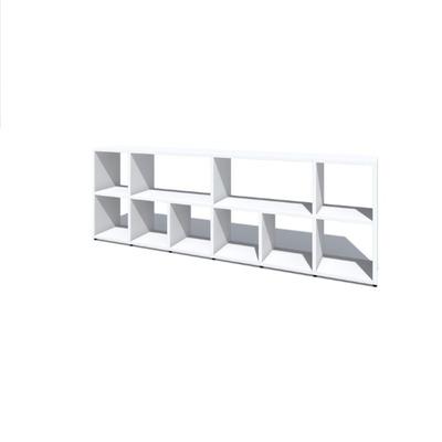 Regalsystem 355 Version 1 | Weiß