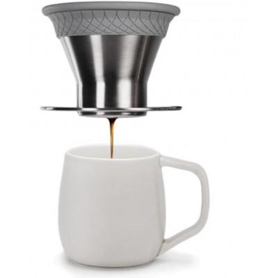 Bloom Pour Over Kaffeefilter | Edelstahl
