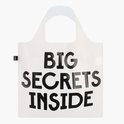 Bag Secret and Classified | Transparent