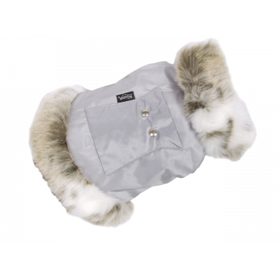 Cupido Ski Jacket | Grey