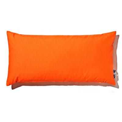 Kissen 40x80cm Orange