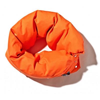Kettenkissen Orange