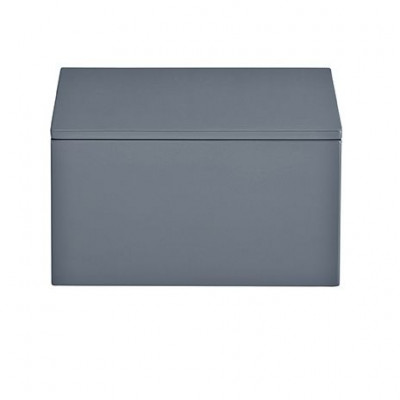 Lacquer Box High | Antracit