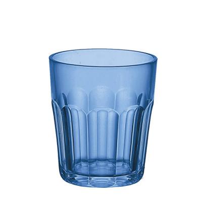 Trinkglas Low Happy Hour 0.35 Lt | Blau
