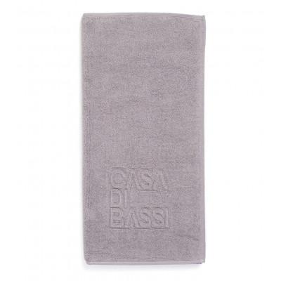 Badevorleger Basic 70 x 50 cm | Grau