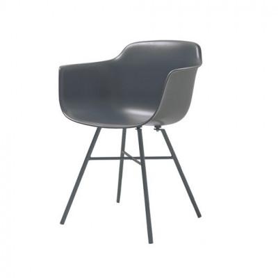Clid Chair | Dunkelgrau