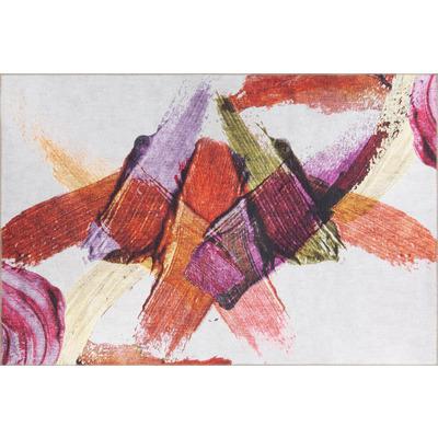 Carpet Funk Chenille 75x150 cm I Multicolour AL 284