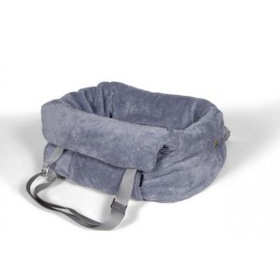 Teddy Bear Travel Bag | Grey