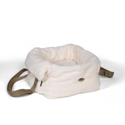 Teddy Bear Travel Bag | Ivory