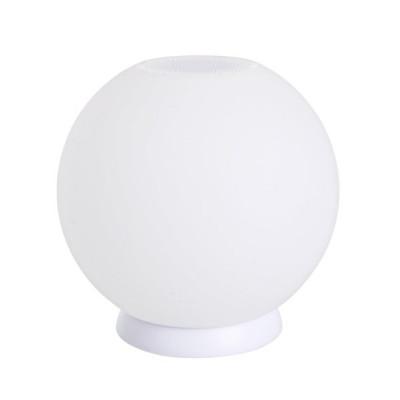 Outdoor-LED-Kugellampe mit Lautsprecher