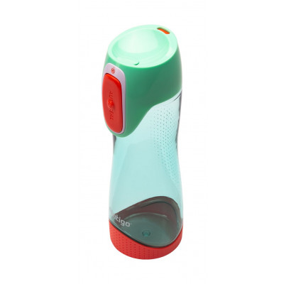 Wasserflasche Swish Autoseal 500 ml   Blau