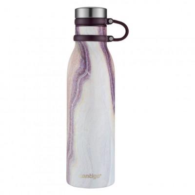 Vakuumisolierte Wasserflasche Matterhorn Couture Insulated Mug 590 ml   Beige