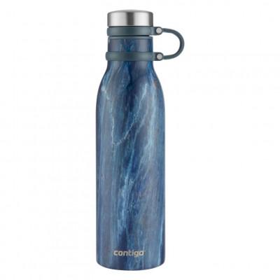 Vakuumisolierte Wasserflasche Matterhorn Couture 590 ml   Bleu
