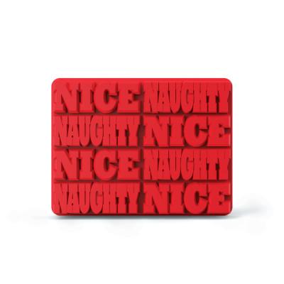 Eiswürfelform 'Frech Nizza' | Rot
