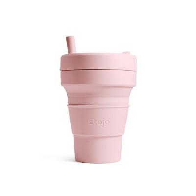 Zusammenklappbarer Becher 16 oz / 470 ml | Carnation