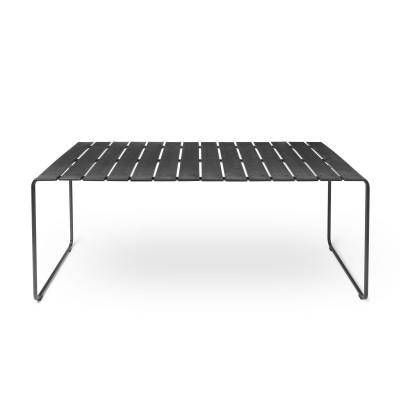 Gartentisch 4 Personen Ocean | Schwarz
