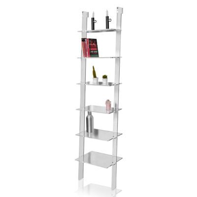 Bücherregal / Badezimmerschrank Way Up | Transparent