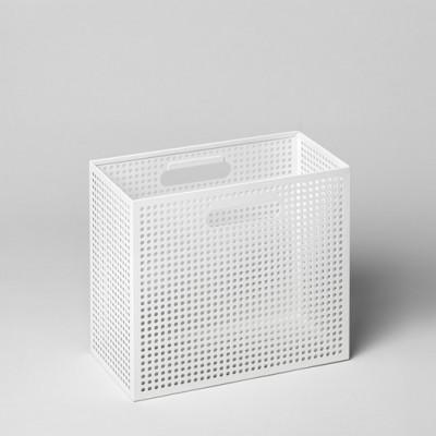 Aufbewahrungsbox THE BOX Small   Weiß