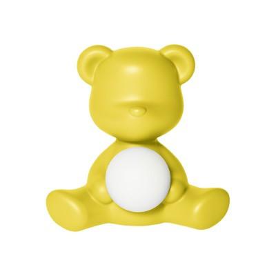 LED Lamp Teddy Girl | Gelb