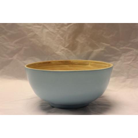 Bamboo Gunilla Bowl Light Blue