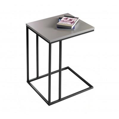 Lamina Side Table | Ardesia Dove Grey