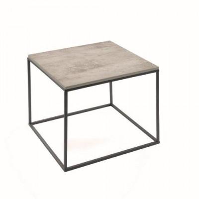 Lamina Side Table | Ardesia & Cement