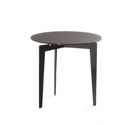 Nordic Side Table | Chocolate