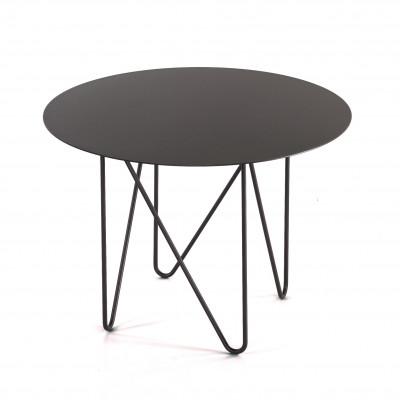 Shape Side Table | Chocolate