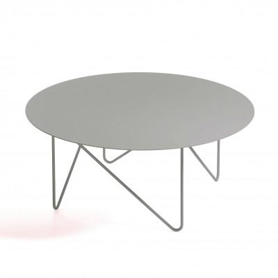 Shape Side Table | Sandblasted Dove Grey