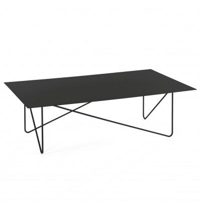 Shape Side Table | Sandblasted Ardesia