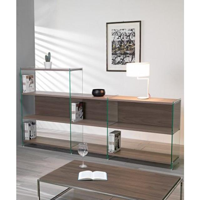 Lamina Coffee Table | Stainless Steel & Ardesia Grey