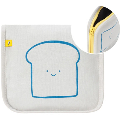 Snack-Tasche | Blau