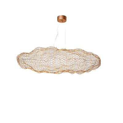 Pendel Lamp Hayden Ø75 cm | Gold