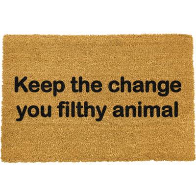 Fußmatte   Keep The Change