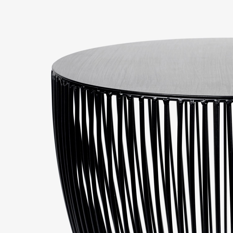 Table Bingo 50 cm | Black