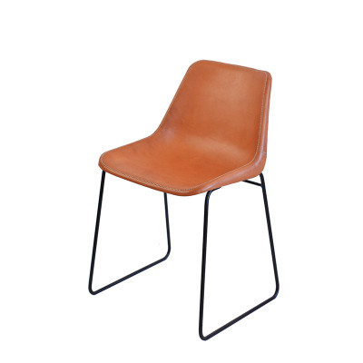 Stuhl Giron Niedrig - 45 cm | Natur