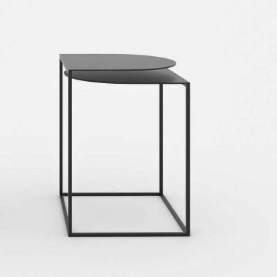 GAP Side Table   Black Matt