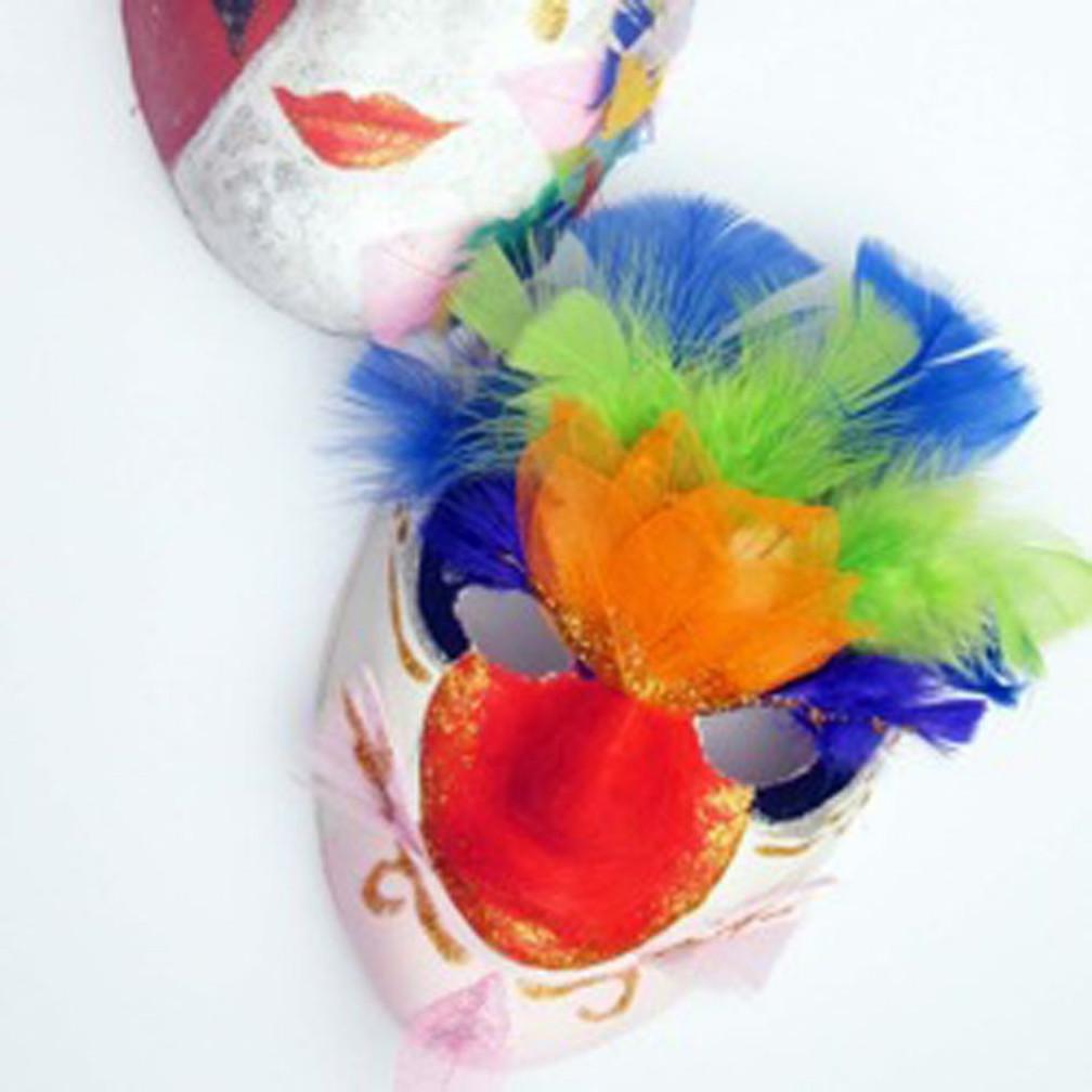 Ontwerp je eigen Masker