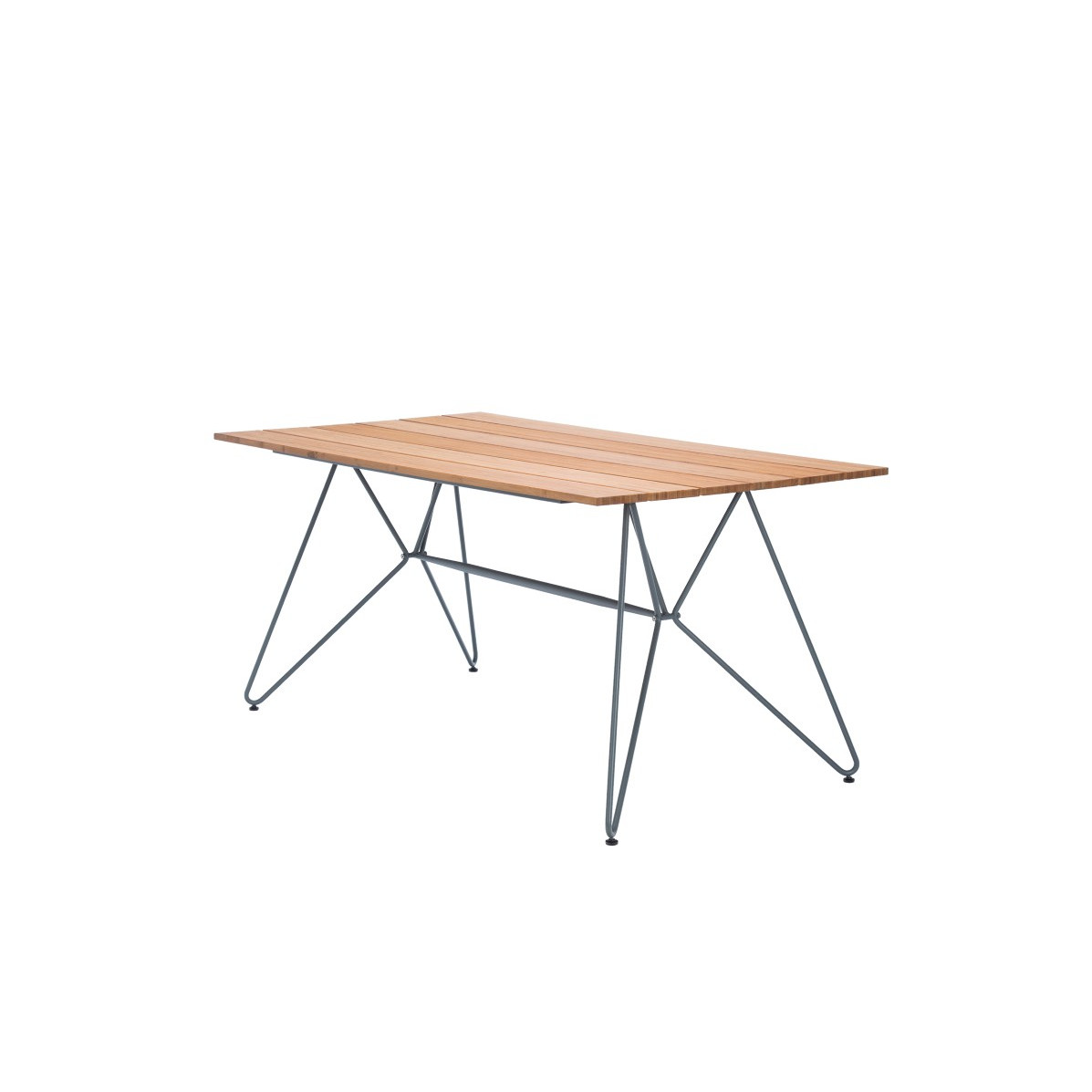 Sketch Dining Table | Bamboo-Small