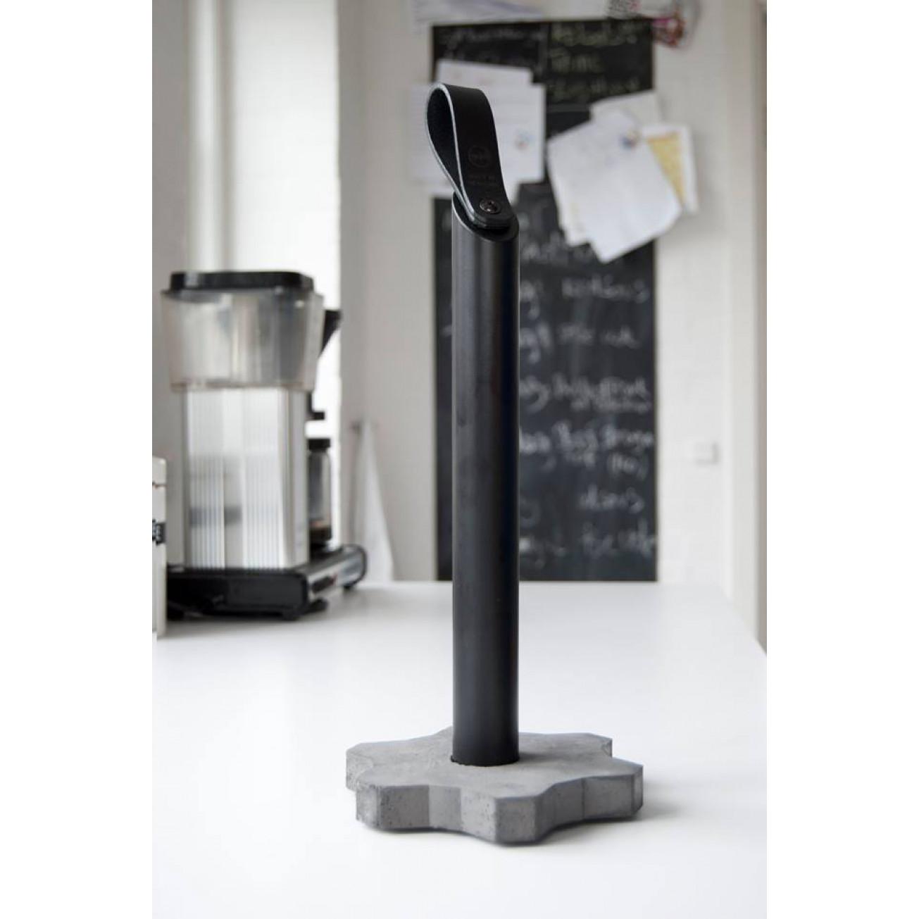 Kitchen Roll Holder | Black