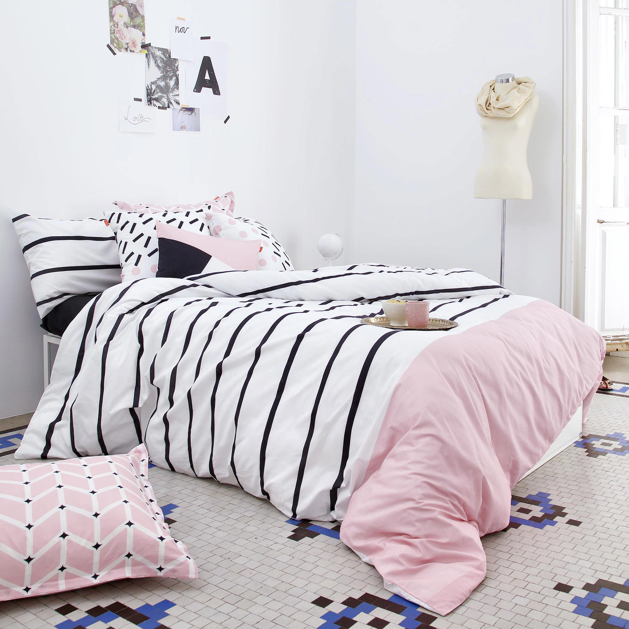 Bettbezug | Blush-140 x 200 cm