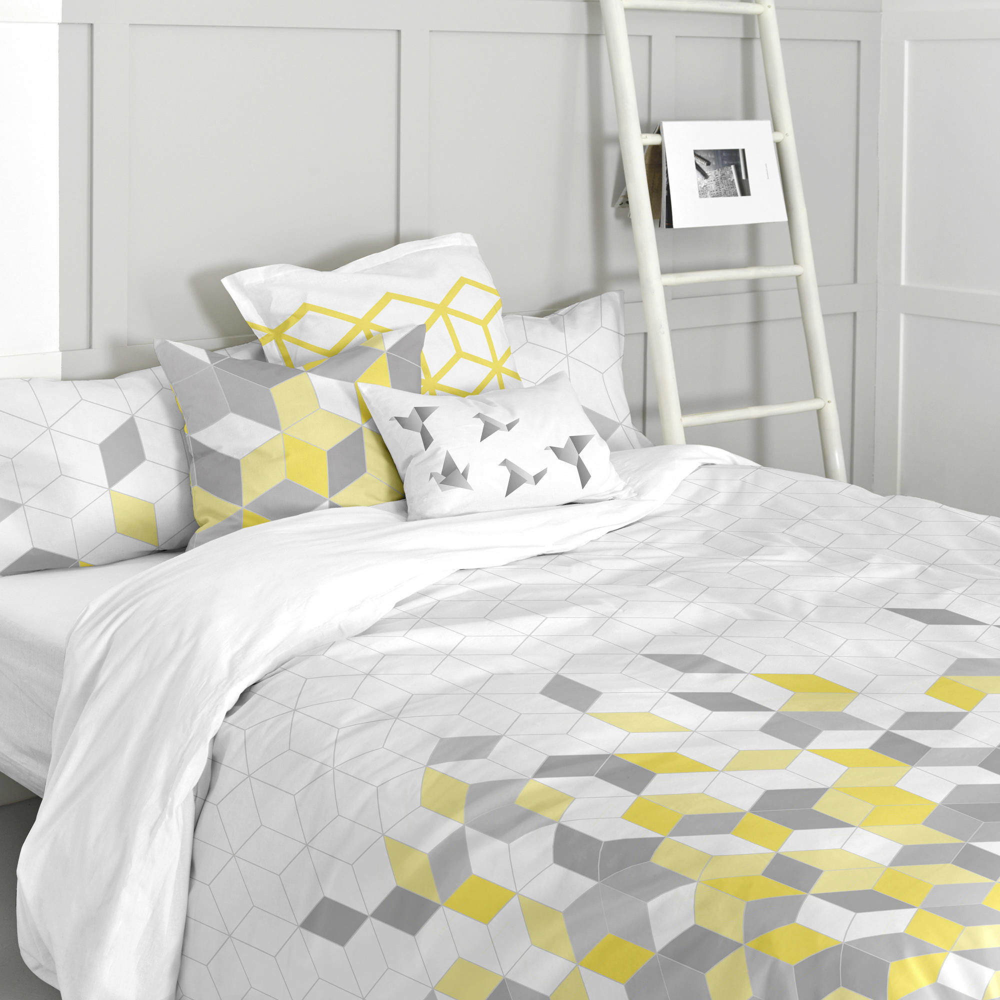 Bettbezug | Symmetrie-140 x 200 cm
