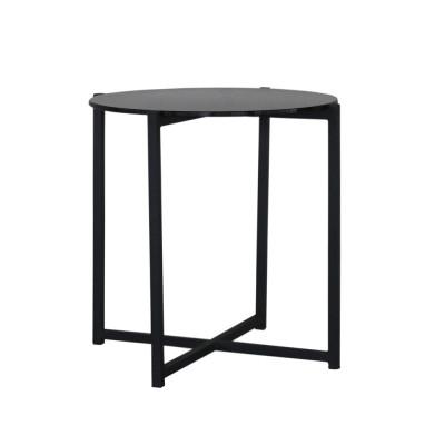 Runder Tisch 10003ZW | Schwarz