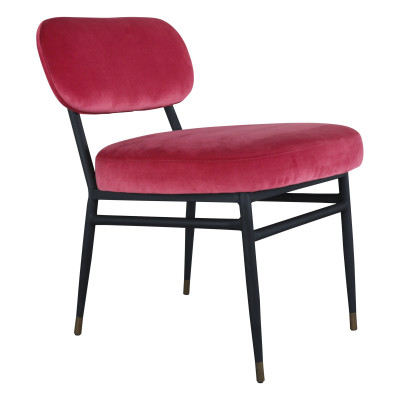 Lounge-Sessel Rens 5013-33 Goldy Cup | Rot