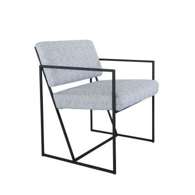 Lounge-Sessel Fioni | Grau
