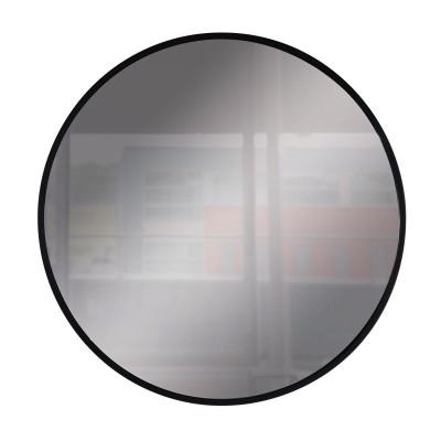 Spiegel Voltera D80 | Schwarz