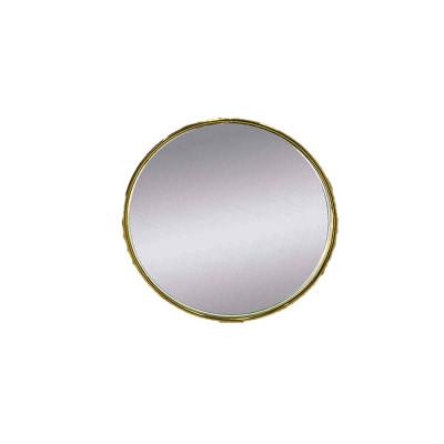 Spiegel Voltera D40 | Poliertes Gold